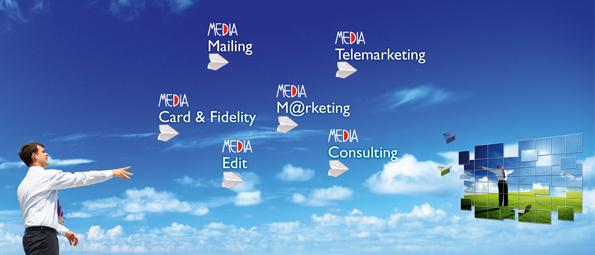 Portafoglio servizi marketing e comunicazione Media